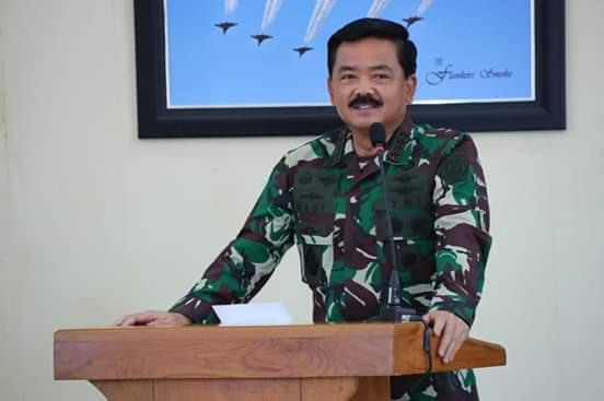 Panglima TNI dan Kapolri Pimpin Rapat Bersama Gugus Tugas Covid-19 Madiun