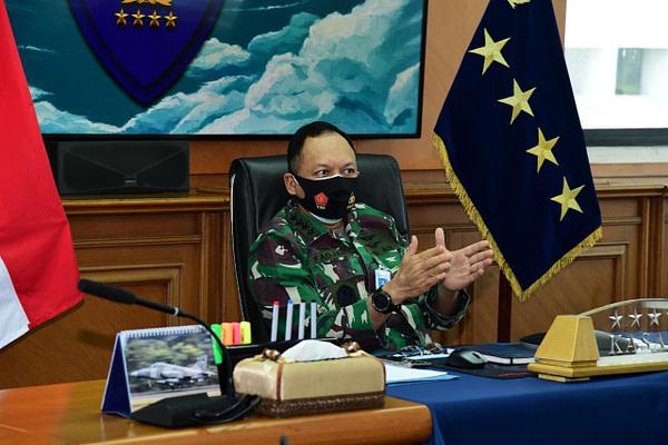 Kasau Resmikan Politeknik Angkatan Udara dan Prodi Magister Terapan Strategi Operasi Udara