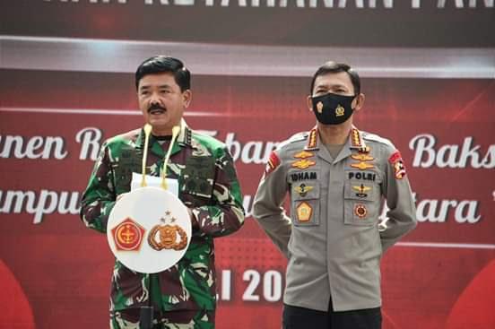 Dukung Ketahanan Pangan Nasional, TNI-Polri Luncurkan Program Kampung Tangguh Nusantara