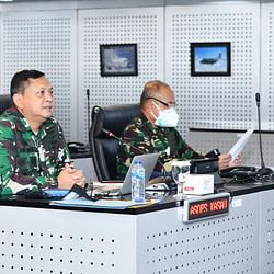 Asops Kasau Beri Pembekalan Para Calon Komandan Baru