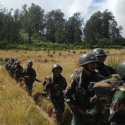 Komandan Puslatpurmar 5 Baluran Terjunkan Pelatih Terbaik Guna Dukung Dikko - 164