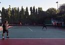 Pasmar 1 Gelar Lomba Tenis Lapangan Danpasmar 1 Cup 2019