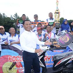 Dankormar  Resmi Tutup Mac Dankormar Cup Tahun 2020