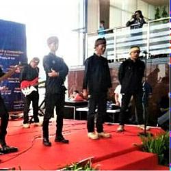 Maung Band Berkiprah Pada Festival Band Disparbud Bogor Dan Masuk Babak Final