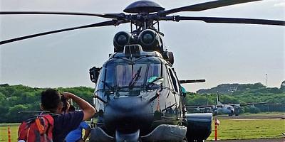 """Mengenal HT – 7204, Pesawat Helikopter Tangguh Kebanggaan Indonesia Di Angkasa Expo 2019"""