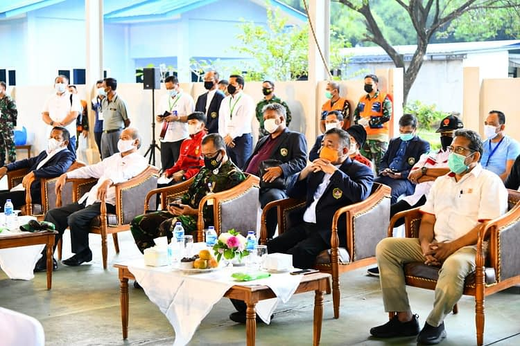 Pertina Jadikan Dirgantara Boxing TNI AU Tempat Seleknas Tinju Sea Games 2021
