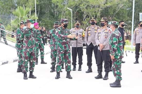 Panglima TNI : Patuhi Protokol Kesehatan di Masa Transisi New Normal