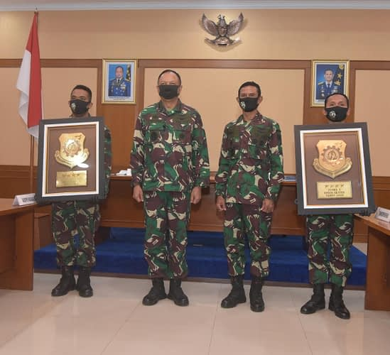 Kunker ke Bandung  Kasau: Operational Readiness Alutsista Guna dukung Tugas TNI AU