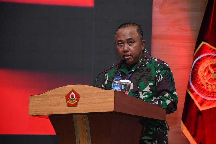 PKB Kejuangan Tahun 2021 Sinergitas Pasis TNI Polri dalam Percepatan Penanganan Covid-19 dan Pemulihan Ekonomi