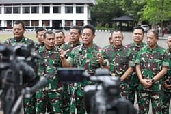 Mabesad Laksanakan Rapat Pimpinan TNI AD Tahun 2020*