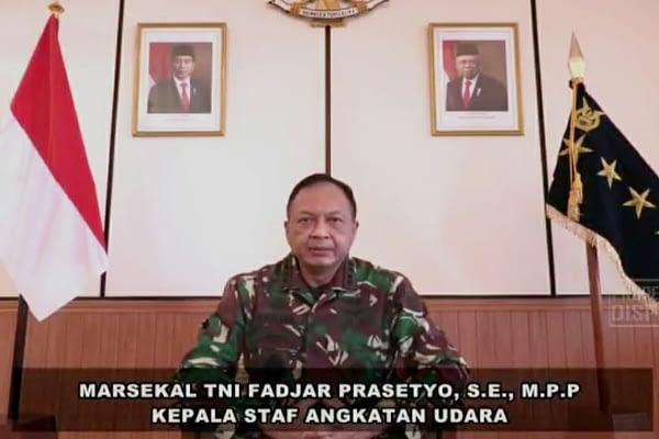 Wakasau Pimpin Ziarah Nasional di TMP Kalibata