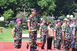 Panglima TNI : Pemerintah Australia Menyampaikan Terimakasih Atas Keterlibatan Satgas Garuda Penanggulangan Karhutla