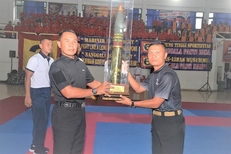 Marinir Gelar Kejuaraan Karate