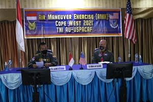 AMX Cope West TNI AU-USPACAF, Resmi Digelar