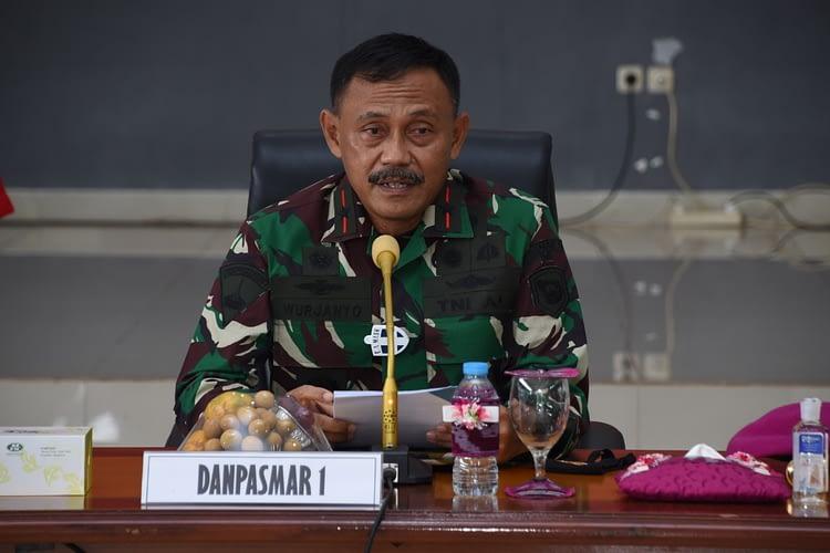 Exit Briefing Komandan Pasmar 1