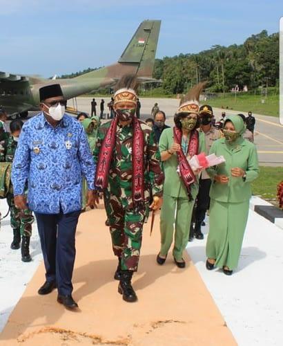 Pangdam XVIII/Kasuari: Satuan Teritorial adalah Ujung Tombak TNI AD