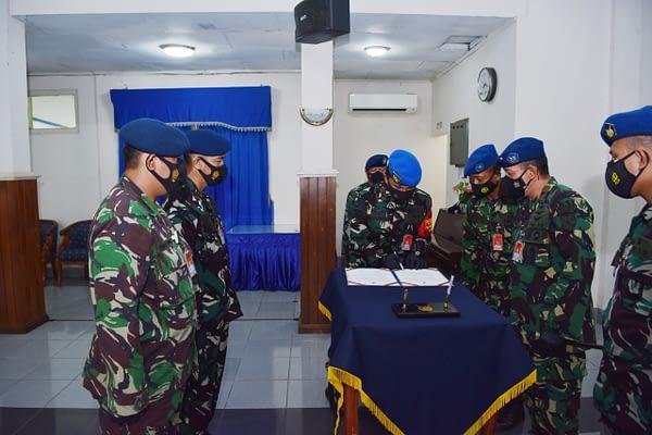 Danlanud Halim Pimpin Penandatanganan Pakta Integritas Rekrutmen Calon Prajurit TNI AU