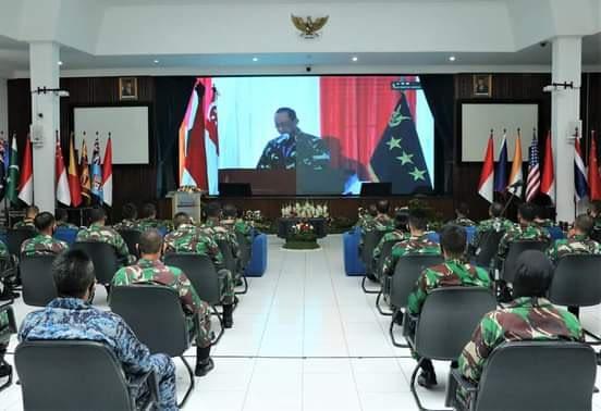 TNI-Polri Konsepkan Pengawalan Pembangunan Nasional Menuju Indonesia Maju