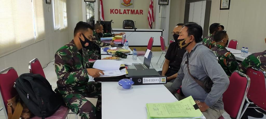 Wasrik IT Kormar Kunjungi Sarang Pelatih Petarung Korps Marinir