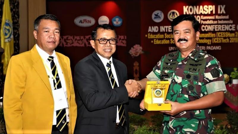 Panglima TNI Silaturahmi dengan 500 Rektor dan Dosen Se-Indonesia