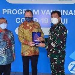 Lakespra dr. Saryanto Laksanakan Vaksinasi Massal untuk Masyarakat DKI Jakarta