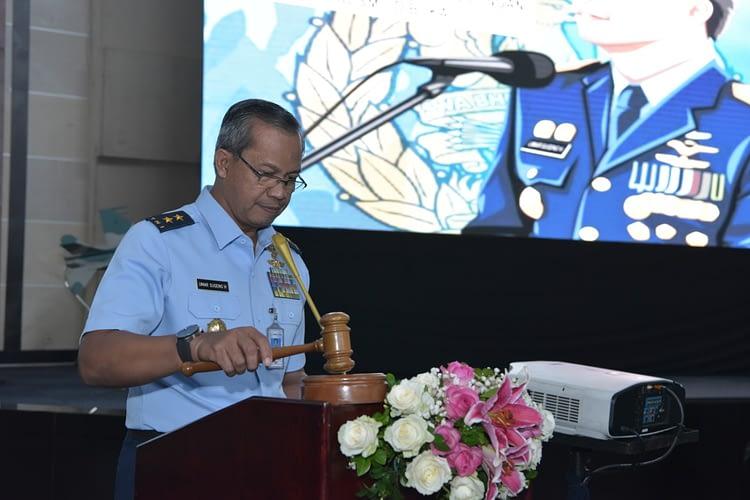 Buka Rakoropsau 2020, Asops Kasau Harap Zero Accident Tercapai Kembali