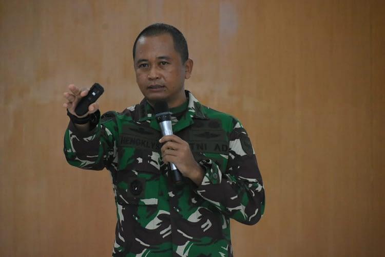 Terus Jaga Stabilitas Wilayah Binaan