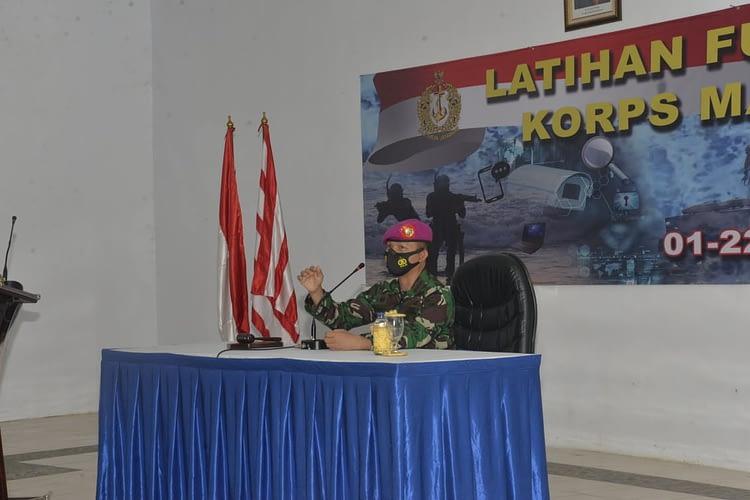 Korps Marinir Pertajam Kemampuan Intelijennya