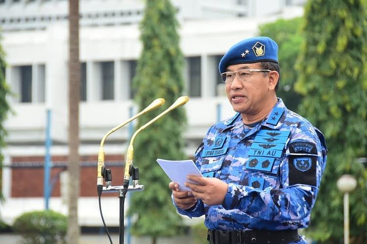 Kasau: TNI AU  Harus Mampu Siapkan Worst-Case Scenario di Berbagai Isu Permasalahan