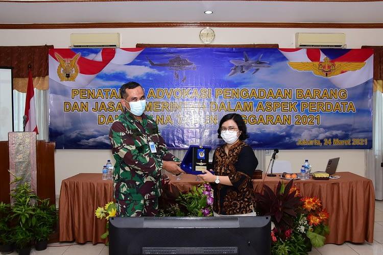 Diskumau Gelar Penataran Advokasi Pengadaan Barang dan Jasa Pemerintah