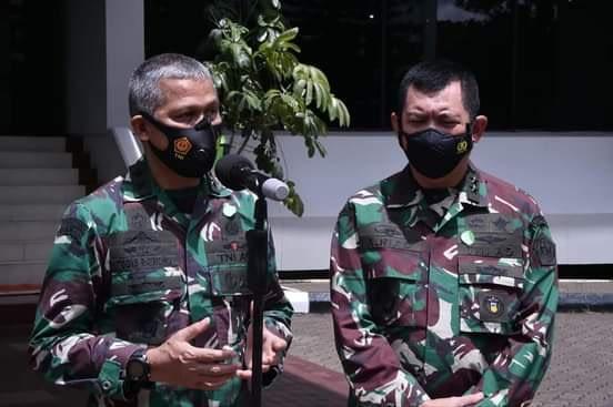 Kapuspen TNI: TNI Dukung Program Pelaksanaan Vaksinasi Nasional