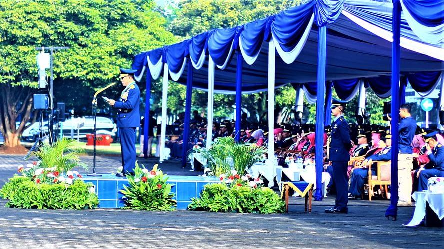 Pesan Khusus Kepala Staf Angkatan Udara (KASAU) kepada Prajurit dan Generasi Penerus TNI Angkatan Udara