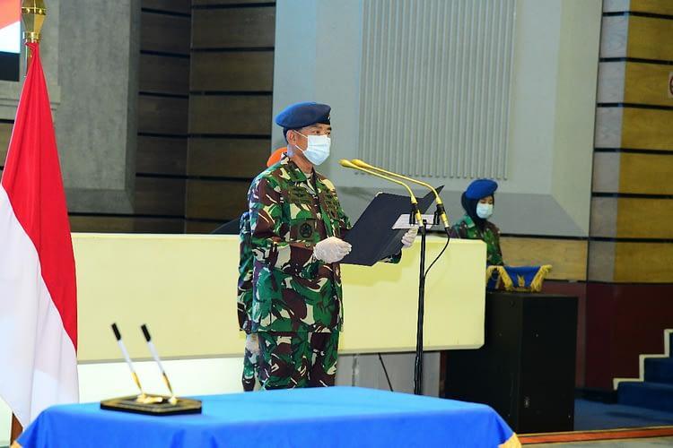 Rotasi Pejabat TNI AU dan Peresmian Satuan Baru