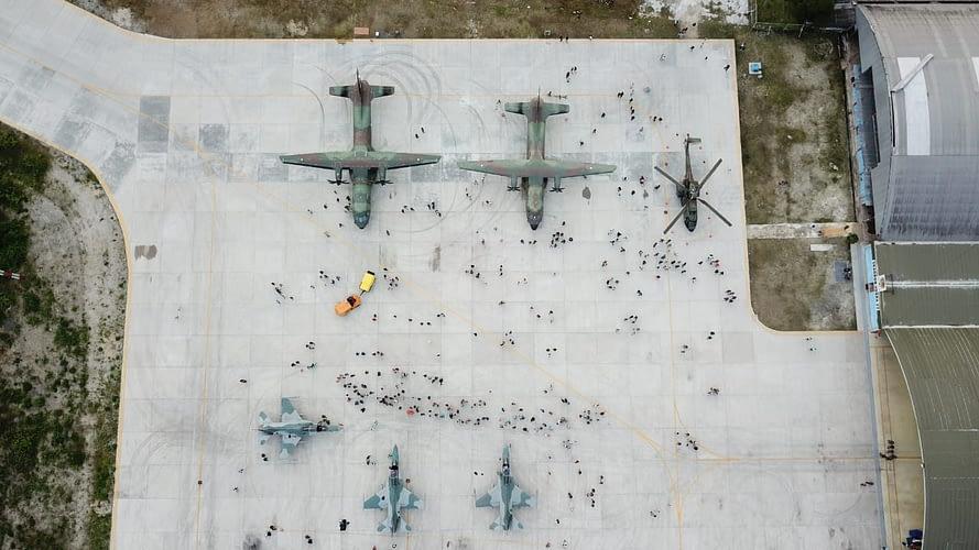 Pesawat Tempur T-50i Golden Eagle tiba di Lanud Manuhua