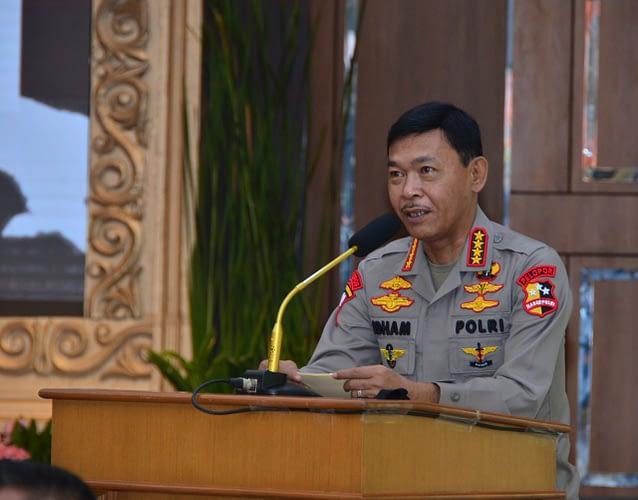 Bekali Capaja TNI-Polri 2020, Presiden RI: Tantangan Tugas Ke Depan Semakin Kompleks
