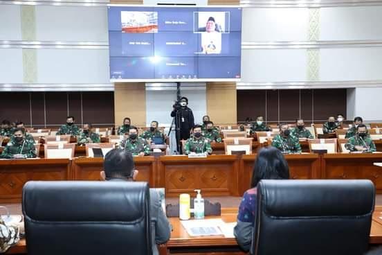 Panglima TNI: Tenggelamnya KRI Nanggala-402 Kehilangan Bagi Kita Semua