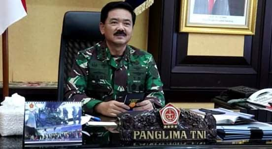 Panglima TNI Perintahkan Seluruh Jajaran TNI Untuk Bantu Penanganan Covid-19