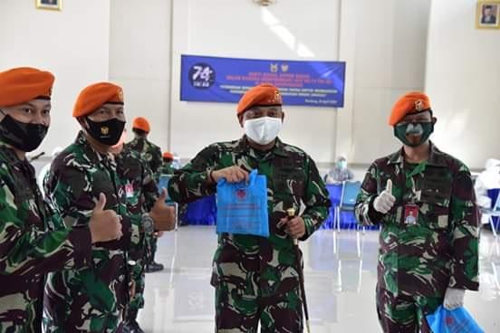 Korpaskhas Targetkan 500 Kantung Darah untuk PMI Bandung di Masa Pandemicl