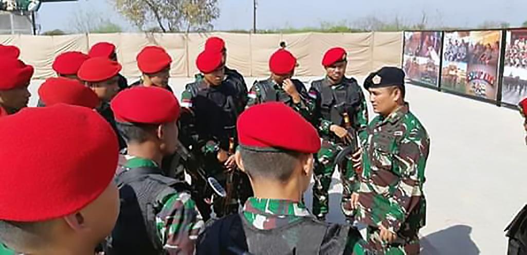 Latma Elang Strike 2019 Tingkatkan Hubungan Kerjasama TNI dan Angkatan Bersenjata Pakistan