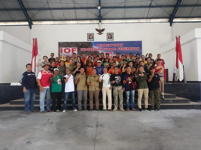 Tingkatkan Komsos, Danmenbanpur 2 Mar Bentuk IOF Surabaya Sebagai Pasukan Relawan Bencana Alam