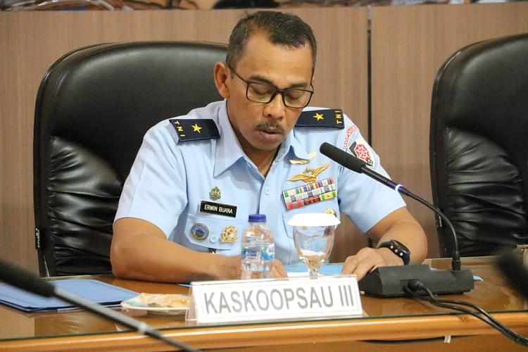 Exit Briefing di Makoopsau III Biak