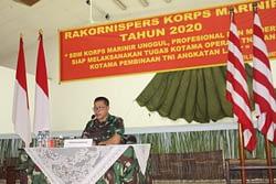 Rakernispers Kormar Tahun 2020 Di Wilayah Timur