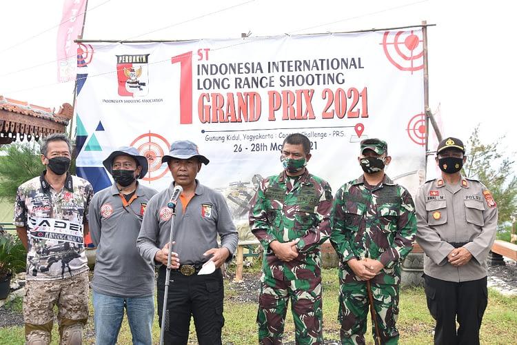 Indonesia Internasional Long Range Shooting Grand Prix Seri Pertama 2021 Gunung Kidul Dibuka Dankormar
