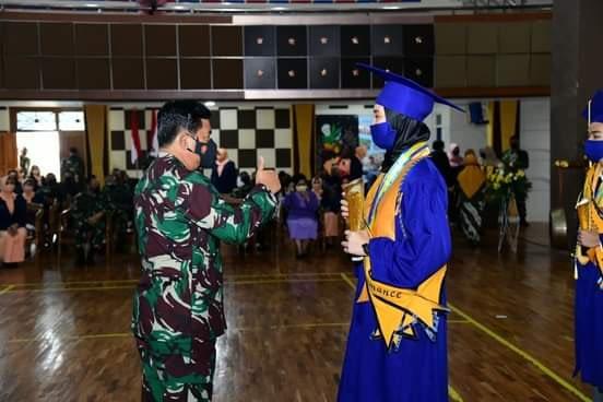 Panglima TNI : Indonesia Maju Hanya Dapat Diraih Dengan Menyiapkan Generasi Yang Unggul