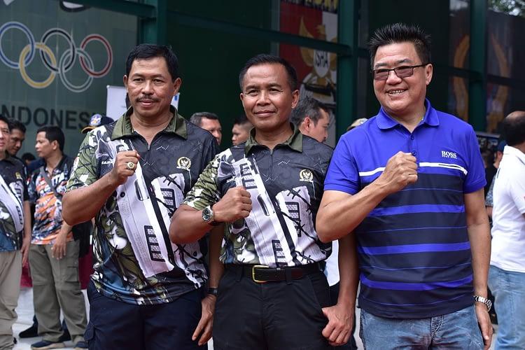 Dankormar Berhasil Raih Juara di Ajang Lomba Terbaik Legislator Championship 2020
