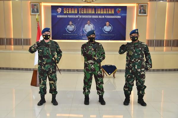 Kolonel Pnb Bambang Gunarto Jabat Danlanud Halim Perdanakusuma