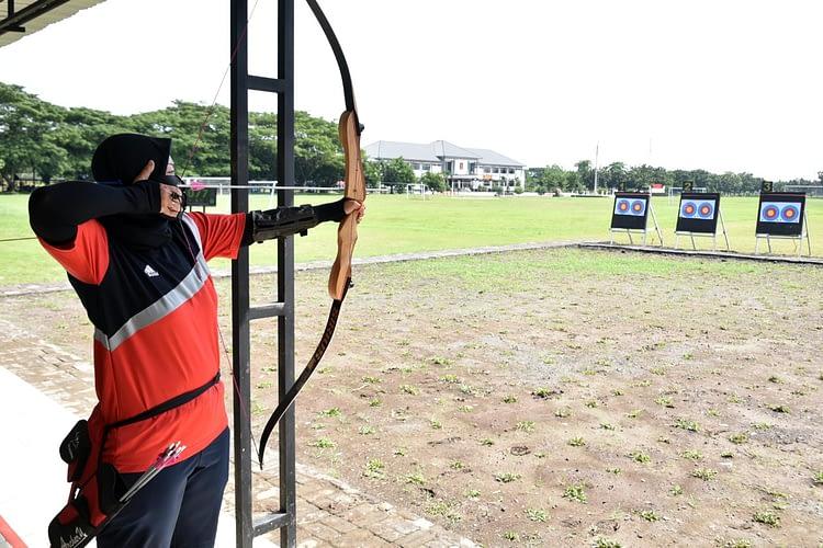 Pasmar 2 Gelar Ramadhan Archery Competition 2020