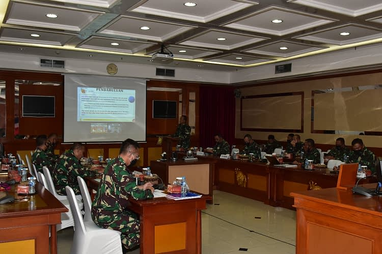 Marinir akan Berlatih Pendaratan di Kep. Riau