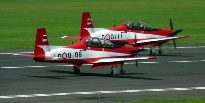 Kecelakaan Pesawat, Pilot Pesawat KT-1B Wong Bee Selamat