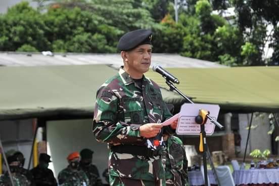 Kapusjaspermildas TNI : Peraturan Militer Dasar Perlu Dimiliki Prajurit TNI